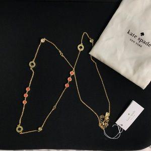 Kate Spade- Spot the Spade Necklace